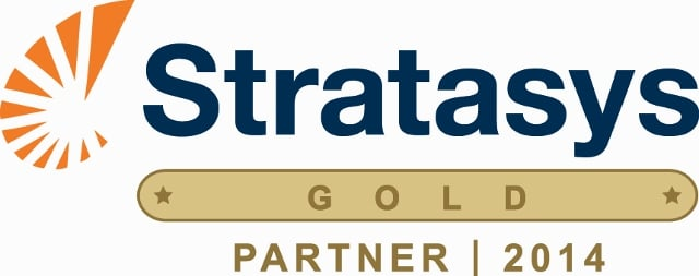 Stratasys Gold Partner 2014