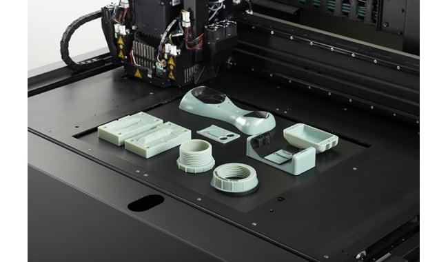 modele z drukarki 3D