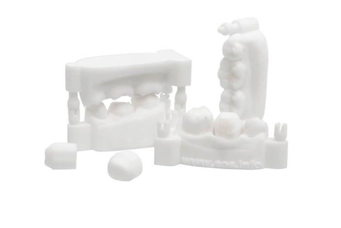 Wydruki 3D ortodontyczne