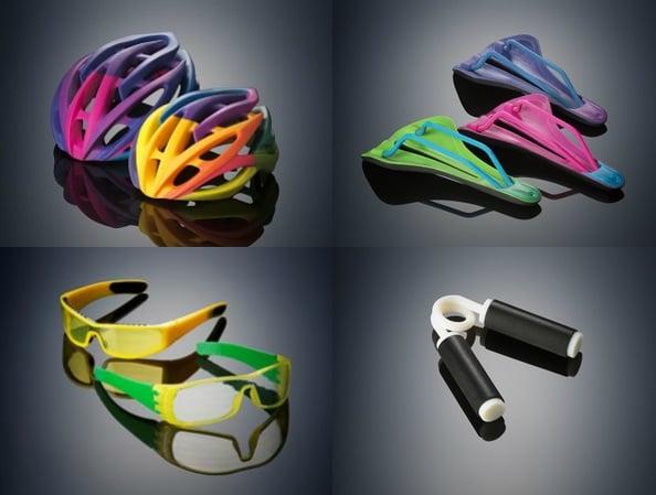 kolorowe wydruki 3D