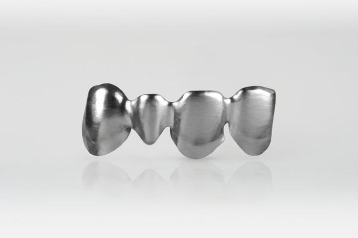 Wydruk 3D elementy dentystyczne