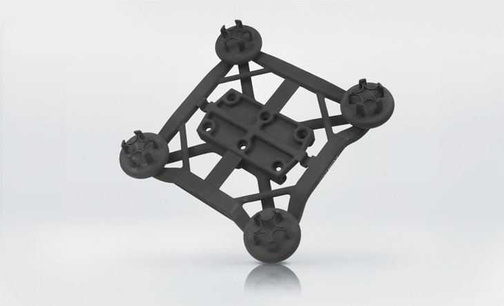 Wydruk 3D konstrukcja