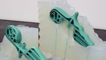 Wydruki 3D formy odlewnicze