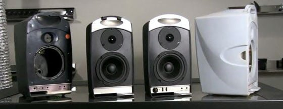 Wydruki 3D głośniki