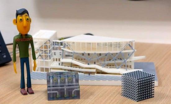 wydruki 3D miniaturowe
