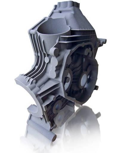 wydruk 3D polistyren