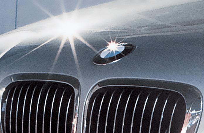 aplikacja druku 3D BMW