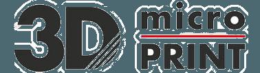 Logo firmy 3D MicroPrint