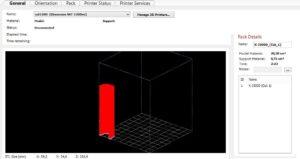 projektowanie wydruku 3D