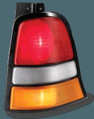 Wydruk 3D obudowa do lampy samochodowej
