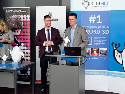CD3D nagroda dla profesjonalnych drukarek