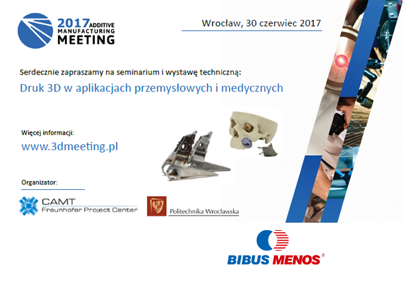 Additive Manufacturing Meeting 2017