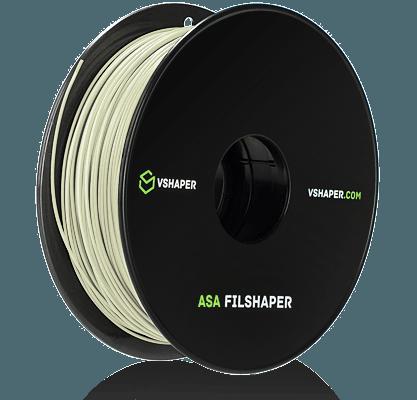filament ASA wykorzystywany w systemach VSHAPER
