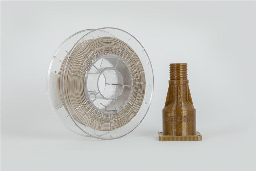 Filament PEEK wydruk - Materiał FDM FFF