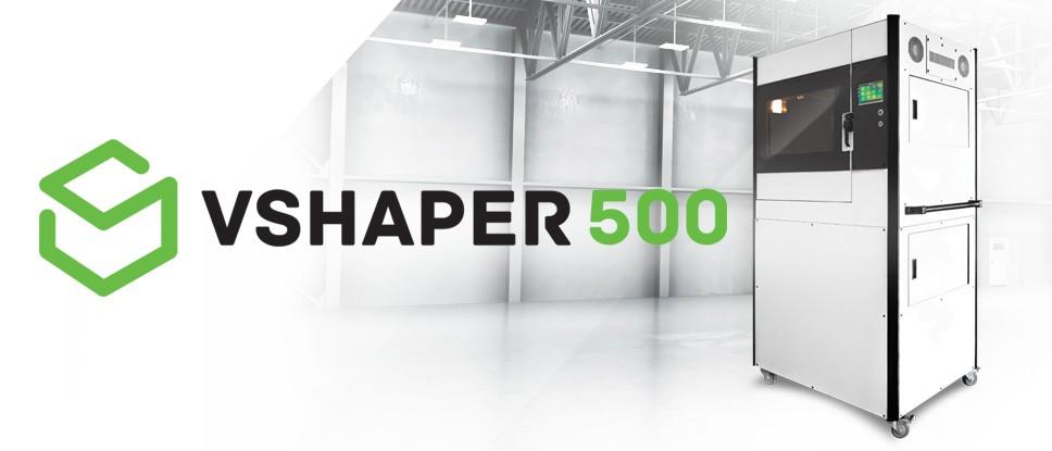 drukarka VSHAPER 500