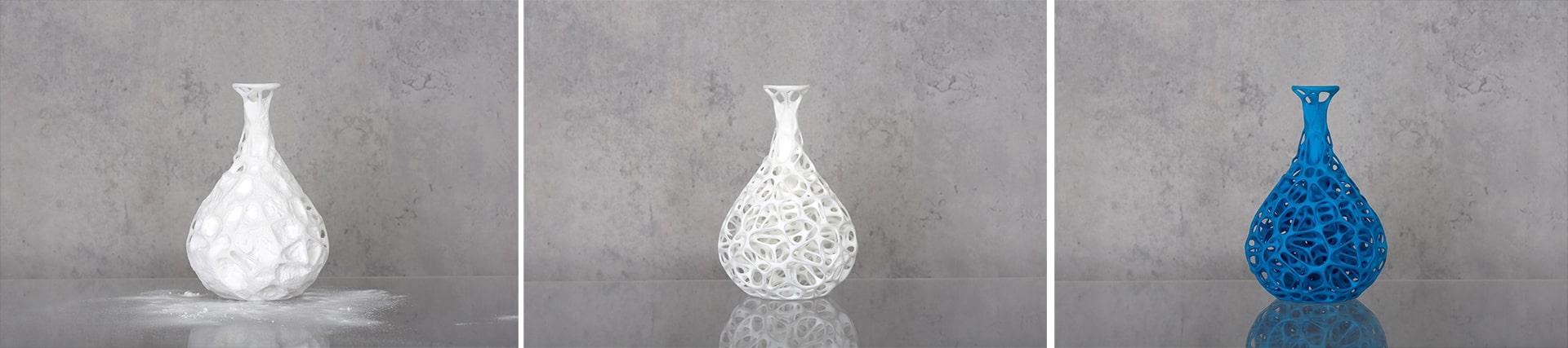 DyeMansion vases