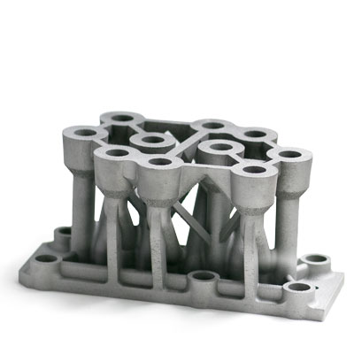 EOS DMLS metal stainless steel stal nierdzewna 316L VPRO