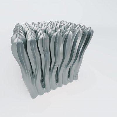 EOS DMLS metal aluminium AlSi10Mg AlF357