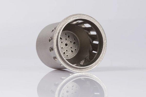 EOS DMLS metal Nickel alloy stopy niklu in718