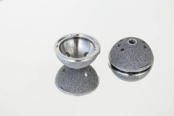 EOS DMLS metal titanium tytan Ti64